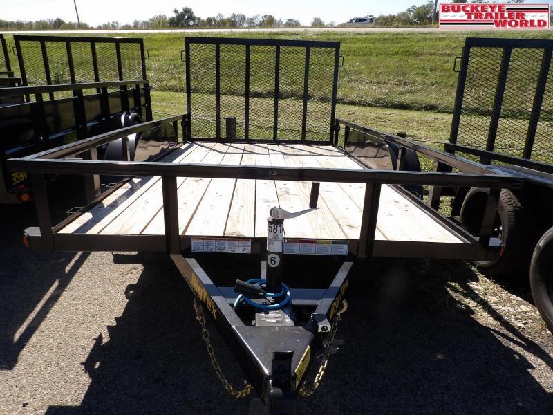 2022 Big Tex Trailers 60PI-12 Utility Trailer