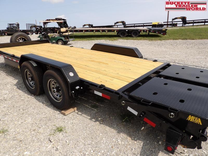 2021 Big Tex Trailers 14ET-20BK-MR Equipment Trailer