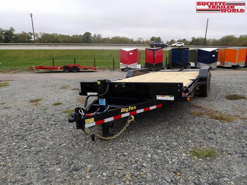 "2021 Big Tex Trailers 14ET-83""x20BK-MR Equipment Trailer"