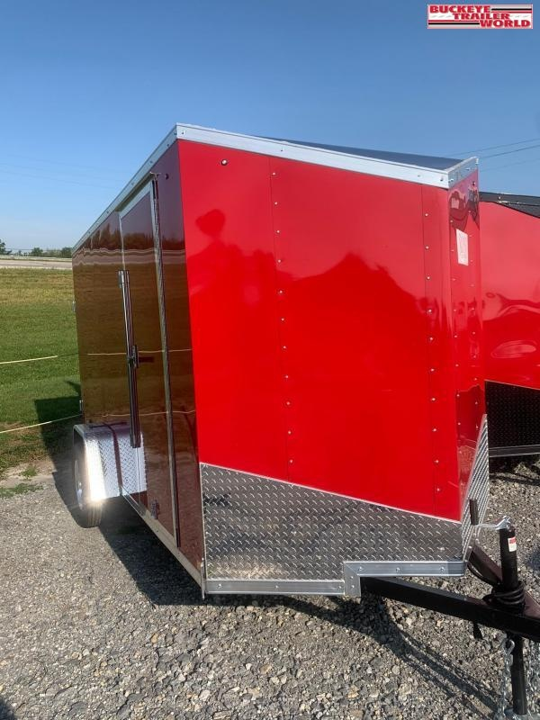 2021 Impact Trailers 6x12SI2 Enclosed Cargo Trailer