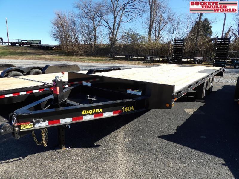 2021 Big Tex Trailers 14OA-22KR(19+3)KR Equipment Trailer
