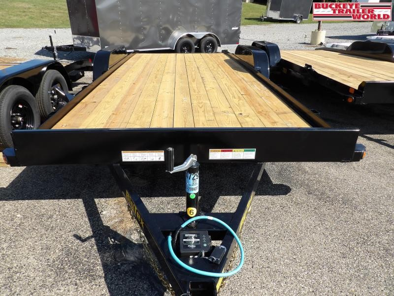 2022 Big Tex Trailers 70CH-20DT Car / Racing Trailer w/ Dovetail