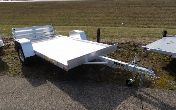 2020 Aluma 6310 Utility / ATV Trailer