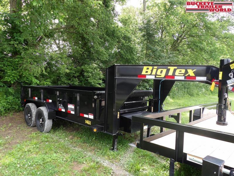 2022 Big Tex Trailers 14GX-14(6'SIR) Dump Trailer