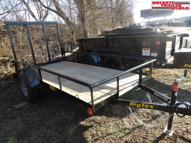2021 Big Tex Trailers 30ES-10 Utility Trailer