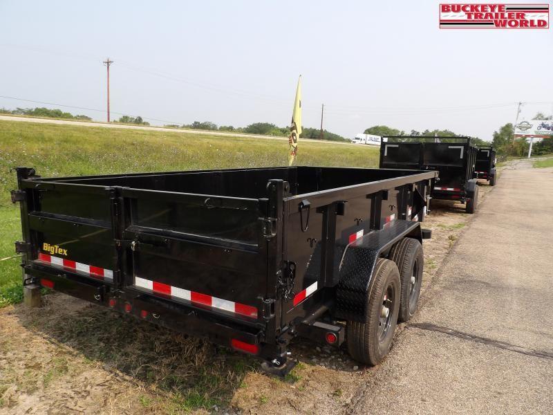 2022 Big Tex Trailers 14LP-14(12k-HJ) Dump Trailer