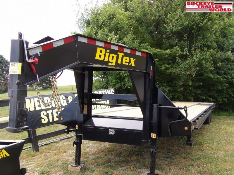 2020 Big Tex Trailers 22GN-40 Flatbed Trailer