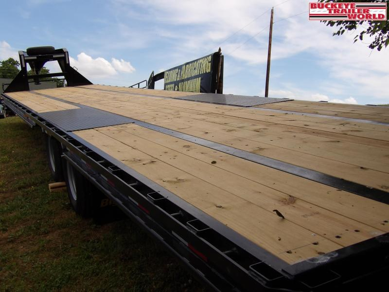 2020 Big Tex Trailers 22GN-40 Flatbed Trailer