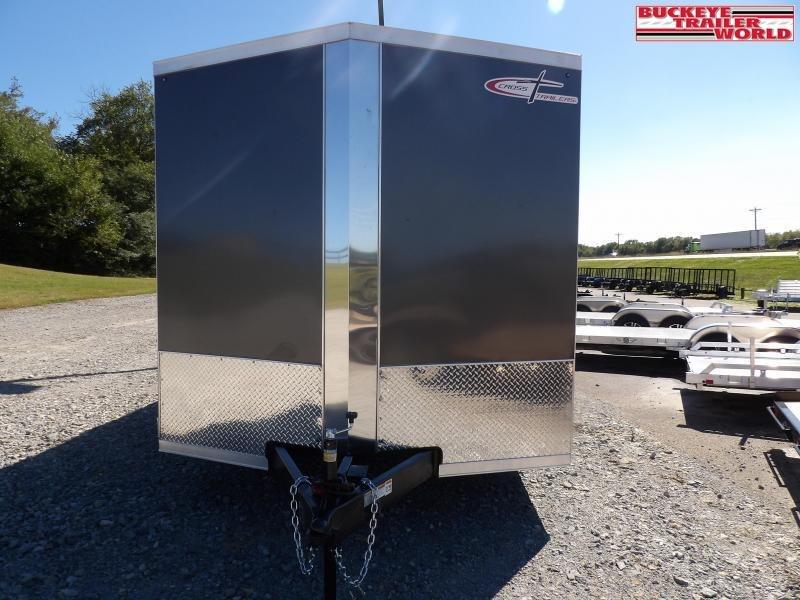 2022 Cross Trailers 8.5x20 Alpha Enclosed Cargo Trailer