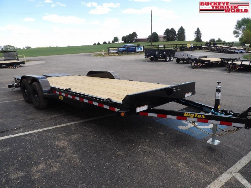 2021 Big Tex Trailers 10ET-20 Equipment Trailer