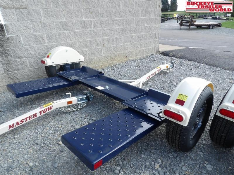 2022 Master Tow 80THD Tow Dolly w/ LED Lights