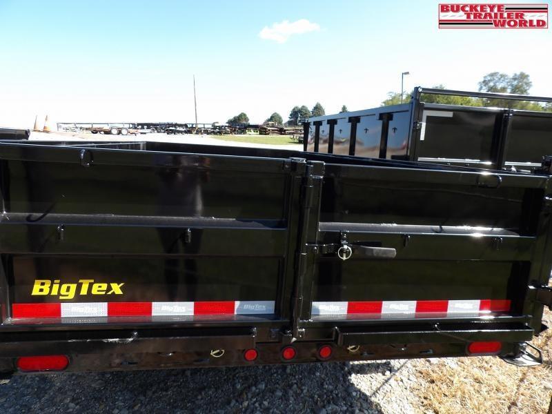 2022 Big Tex Trailers 14LP-14(12KHJ) Dump Trailer