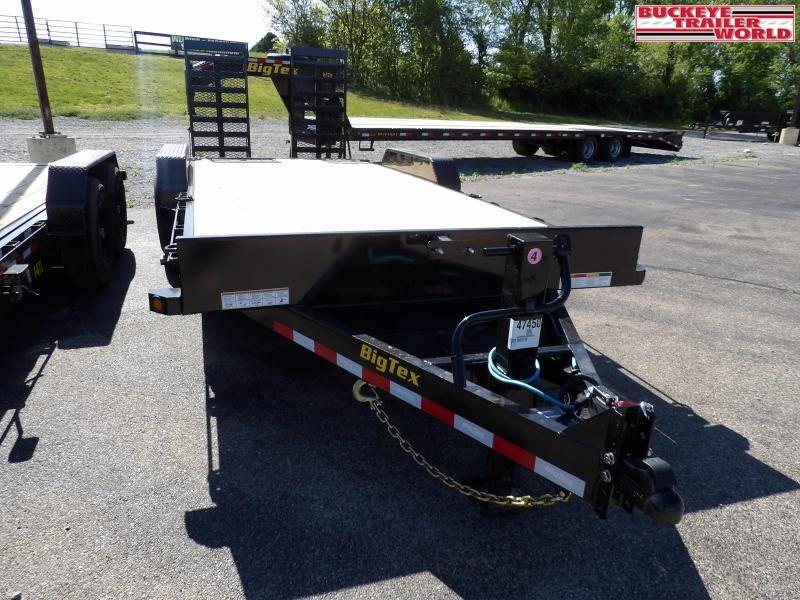 2021 Big Tex Trailers 14ET-20(special) Equipment Trailer
