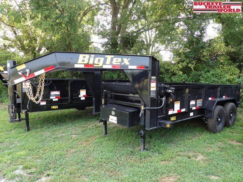 2020 Big Tex Trailers 14GX-14 Dump Trailer