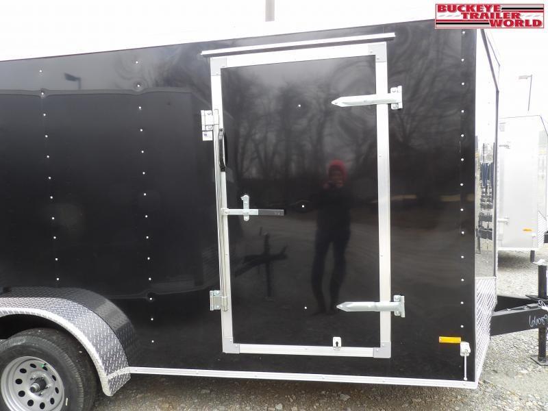 2021 RC Trailers RWT 7x16 TA2 Enclosed Cargo Trailer