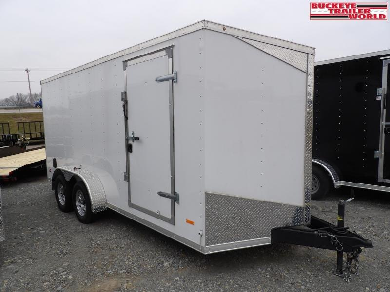 2021 RC Trailers RWT 7x16 TA2 Enclosed Cargo Trailer