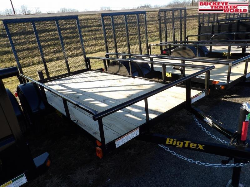 2021 Big Tex Trailers 30ES-10 Utility Trailer