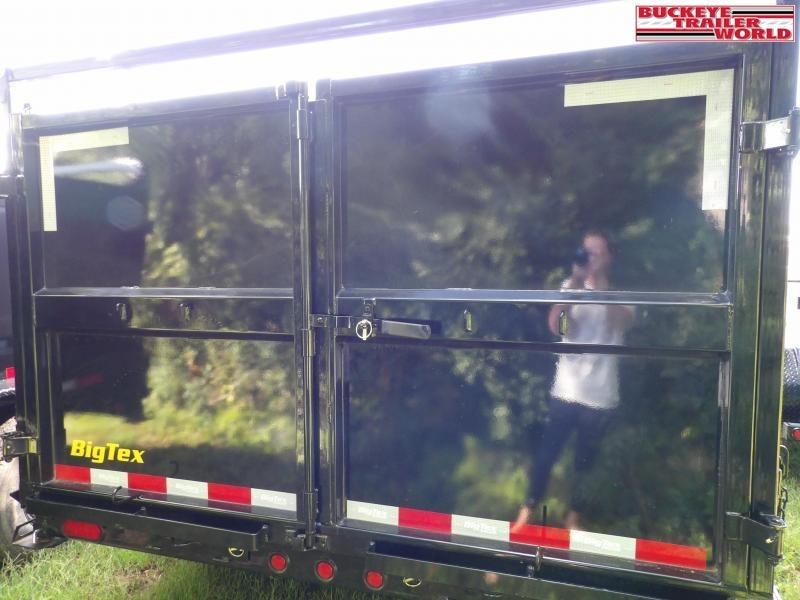 2022 Big Tex Trailers 14LP-14(P4) Dump Trailer