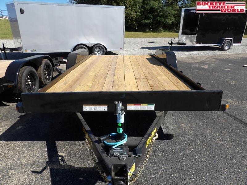 2022 Big Tex Trailers 70CH-18(2B) Car / Racing Trailer Straight Deck