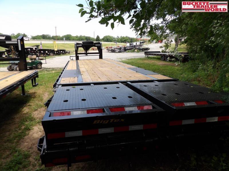 2020 Big Tex Trailers 14GN-25+5 Flatbed Trailer