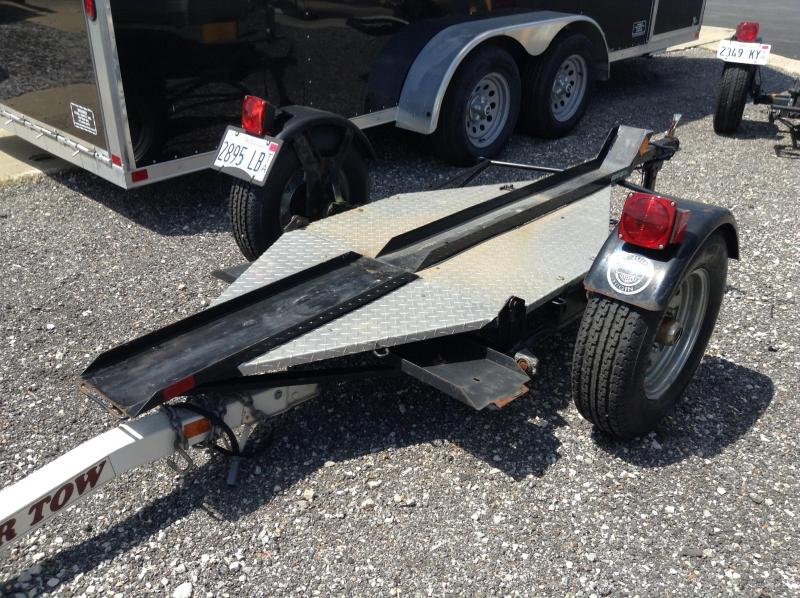 1997 Kendon Classic 34 Motorcycle Trailer