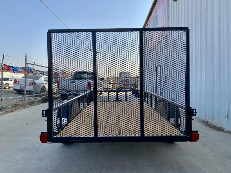 2021 R&J 5x10 2.9k Utility Trailer
