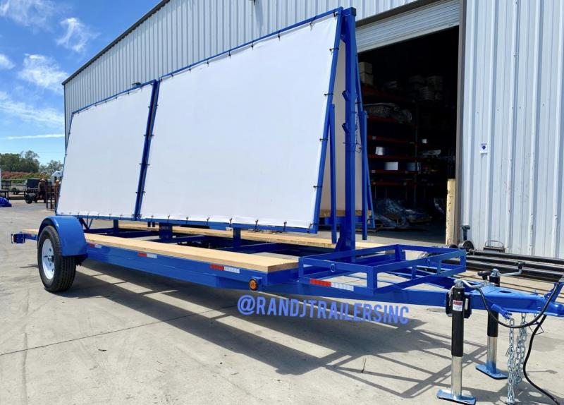 2020 R&J Trailers Inc Custom Shade Trailers