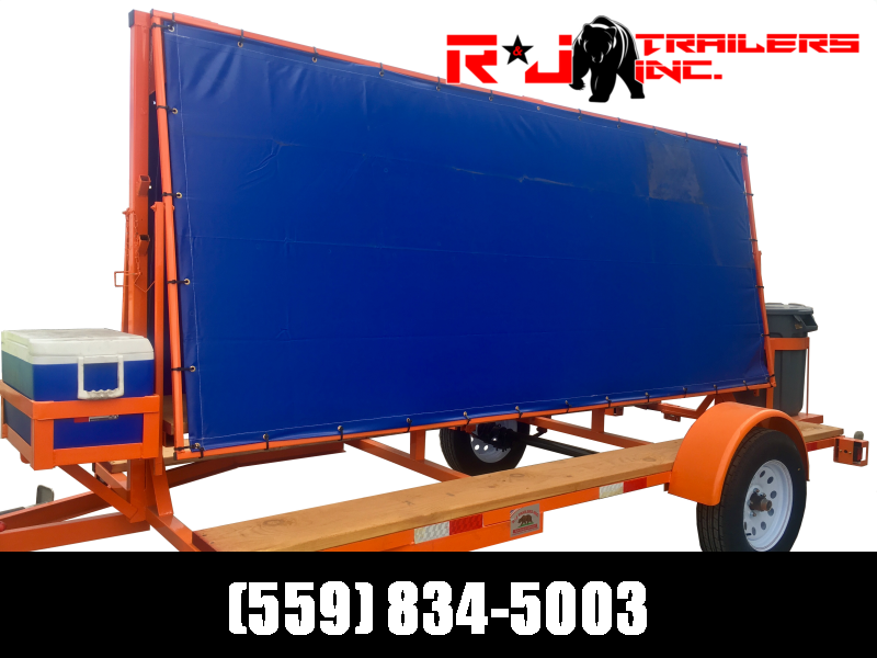 2021 R&J Trailers Inc Custom Shade Trailers