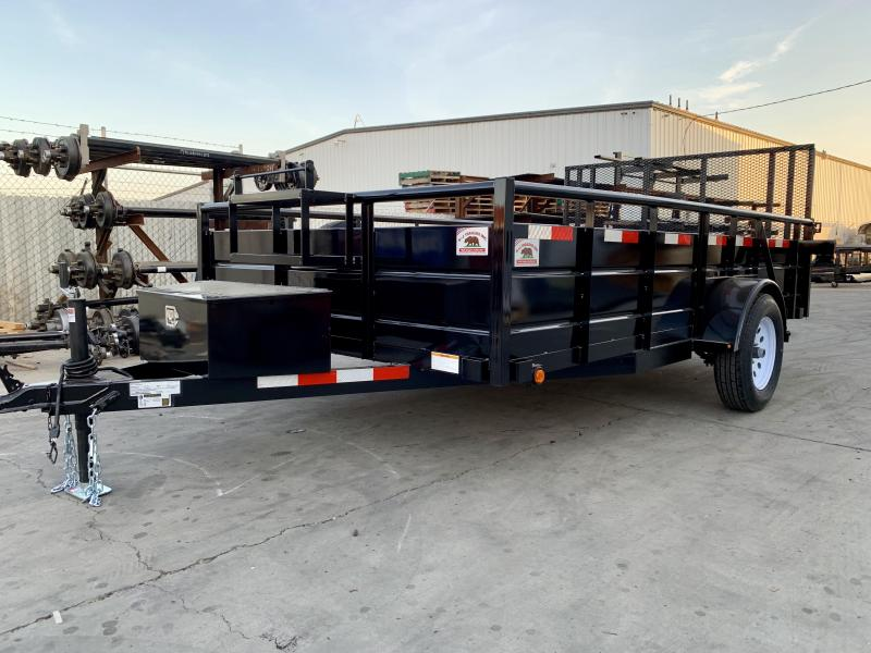 *** 2020 R&J Custom Utility Landscaping Trailer ***