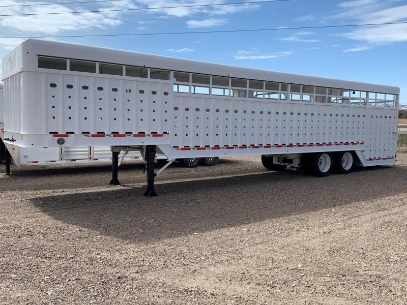 2019 Big Bend 44' Ground Load Livestock