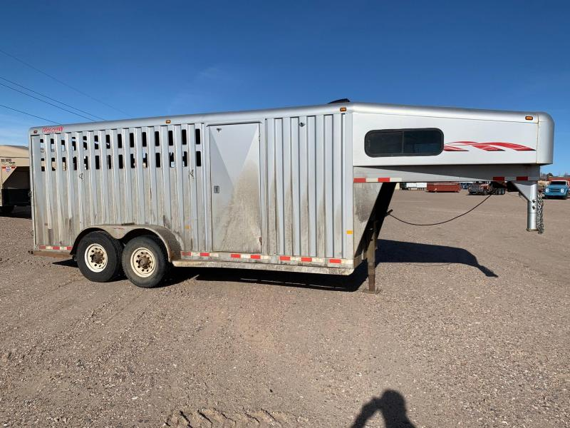 2000 Trailex Trailmann 2000 3 Horse Horse Trailer