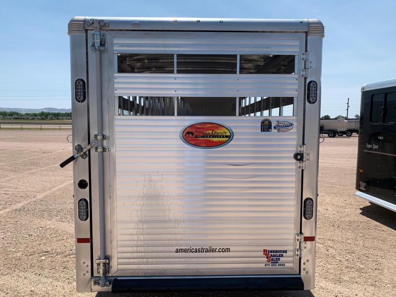 2021 Sundowner Trailers 4H Rancher Special GN Horse Trailer