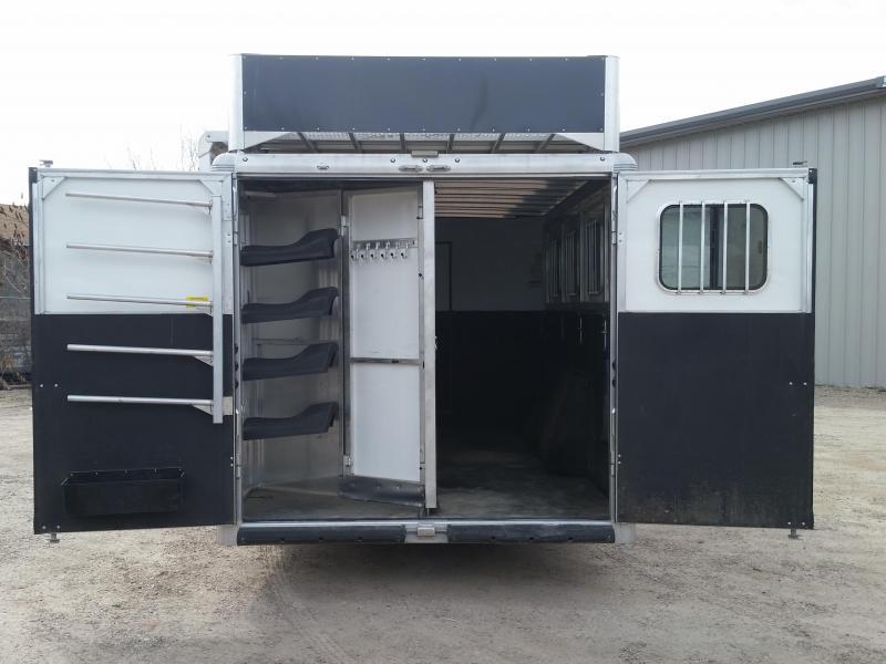 2019 Sundowner Trailers SANTA FE 4 HORSE Livestock Trailer