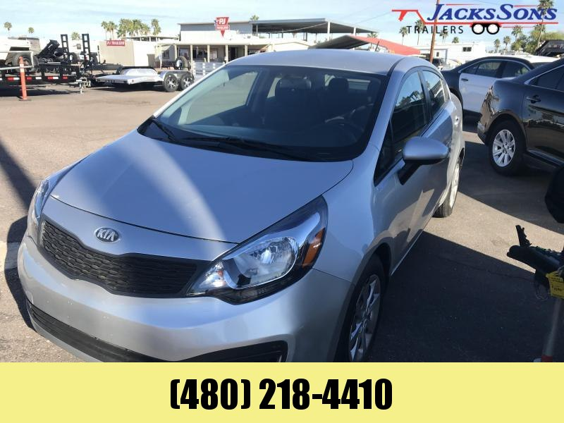2013 Kia RIO Vehicle