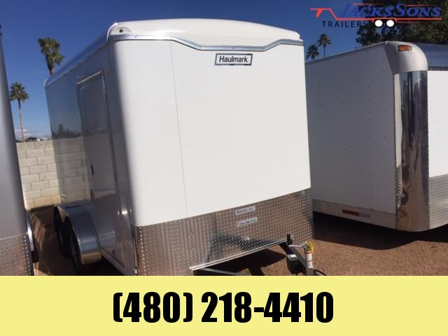 2020 Haulmark 7X12 Enclosed Cargo Trailer