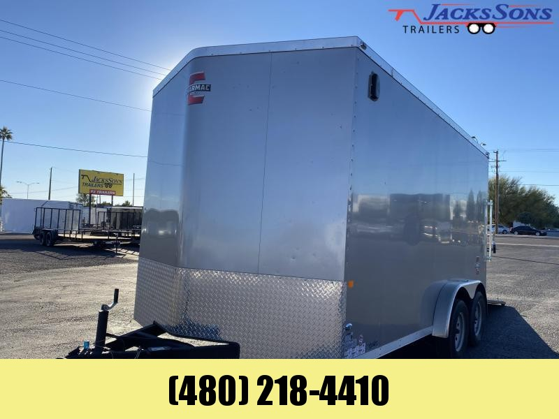 2020 Charmac Trailers 7.5X14 Enclosed Cargo Trailer