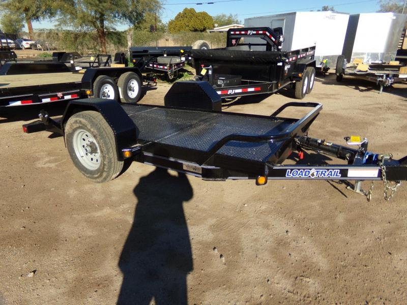 2019 Load Trail SINGLE AXLE TILT SCISSOR HAULER Equipment Trailer