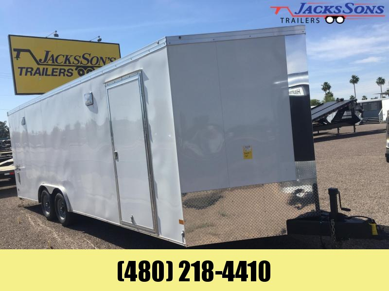 2020 Haulmark 8.5x24 Enclosed Cargo Trailer