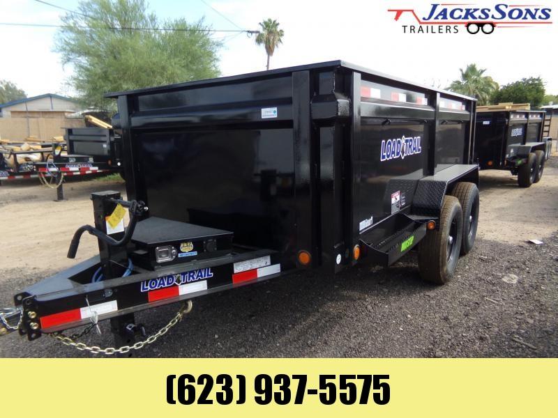 2020 Load Trail 12 X 72 TALL SIDE 14K DUMP TRAILER Dump Trailer