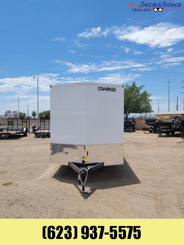 2022 Compass SSCBA7.0X14TE2FE Enclosed Cargo Trailer