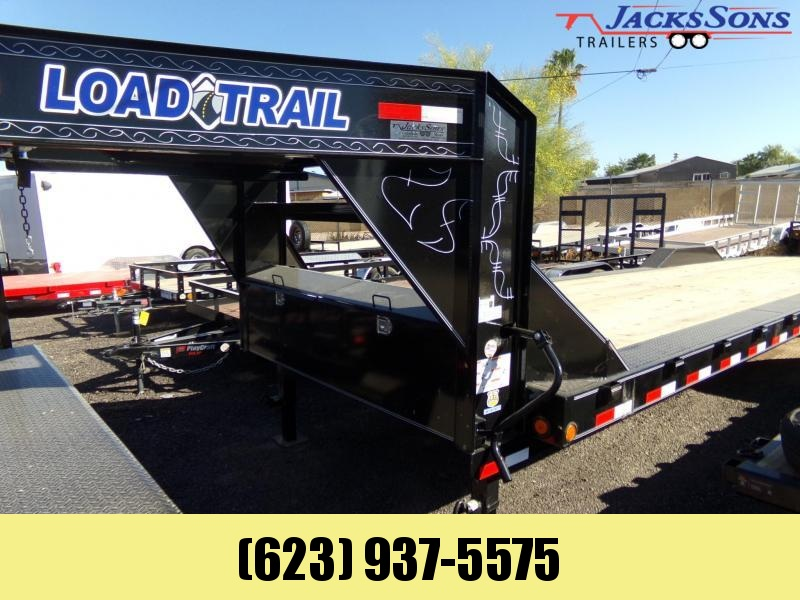 2020 Load Trail 34 FT TANDEM GOOSENECK CAR HAULER Car / Racing Trailer