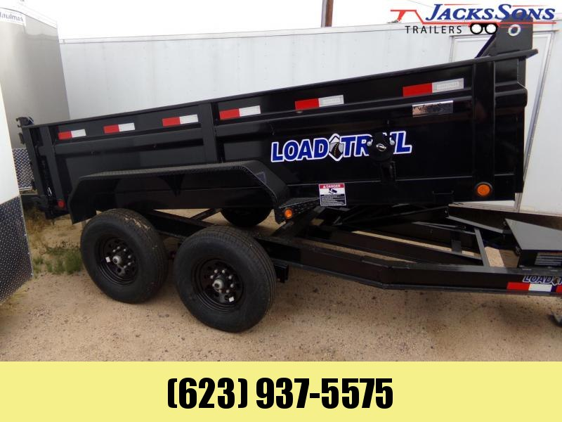 2020 Load Trail 12 X 6 14K DUMP TARP RAMPS Dump Trailer