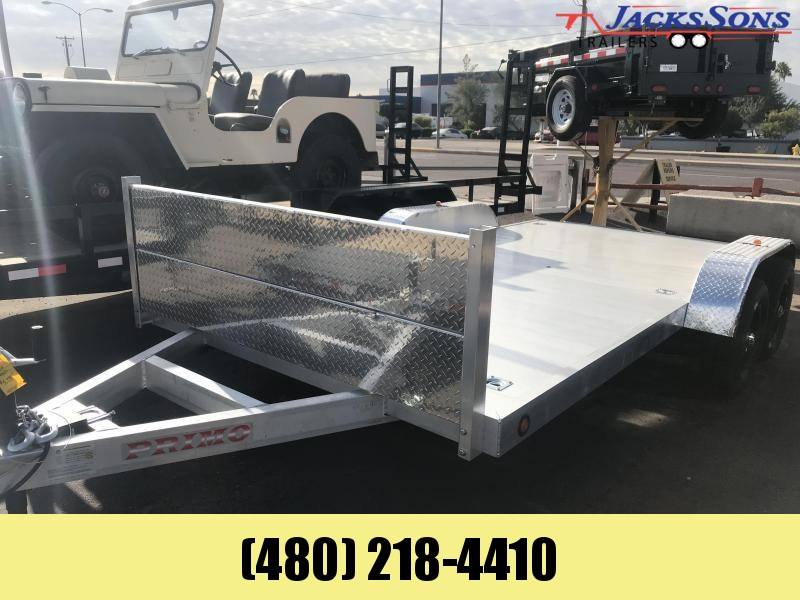 2020 Primo 83X16 Car / Racing Trailer