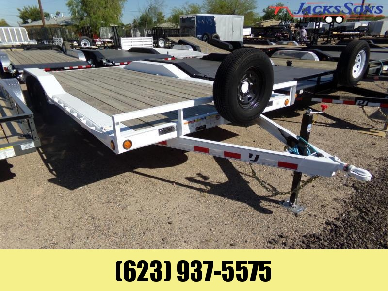 2020 PJ Trailers 20 102 WIDE BUGGY HAULER Car / Racing Trailer