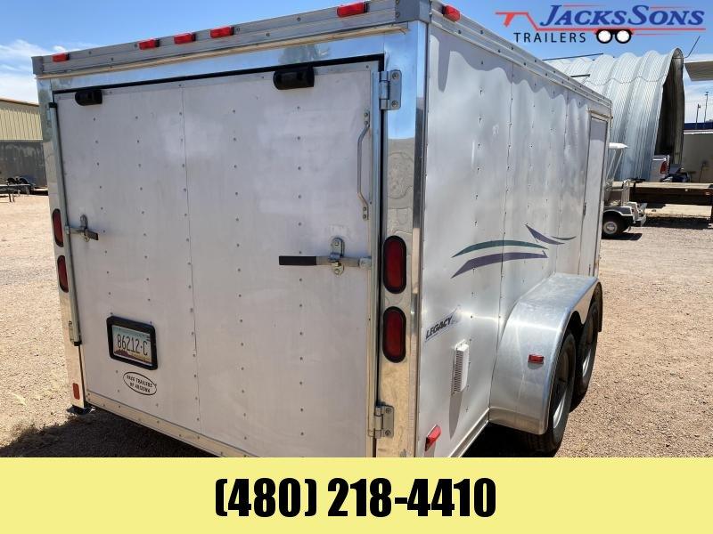 2005 Pace American 7X14 LOW HAULER Enclosed Cargo Trailer
