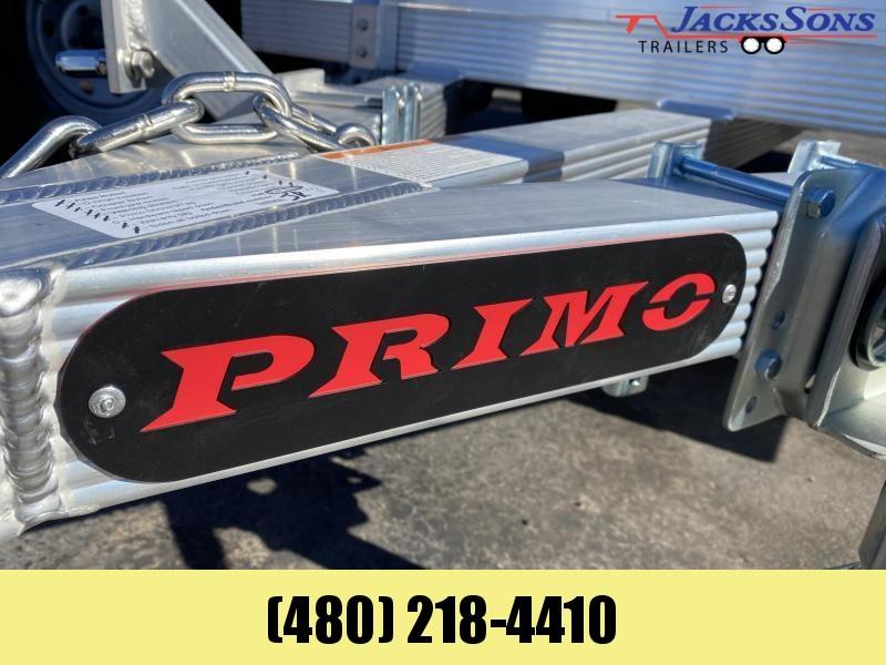 2021 Primo 82X14 ATV Utility Trailer