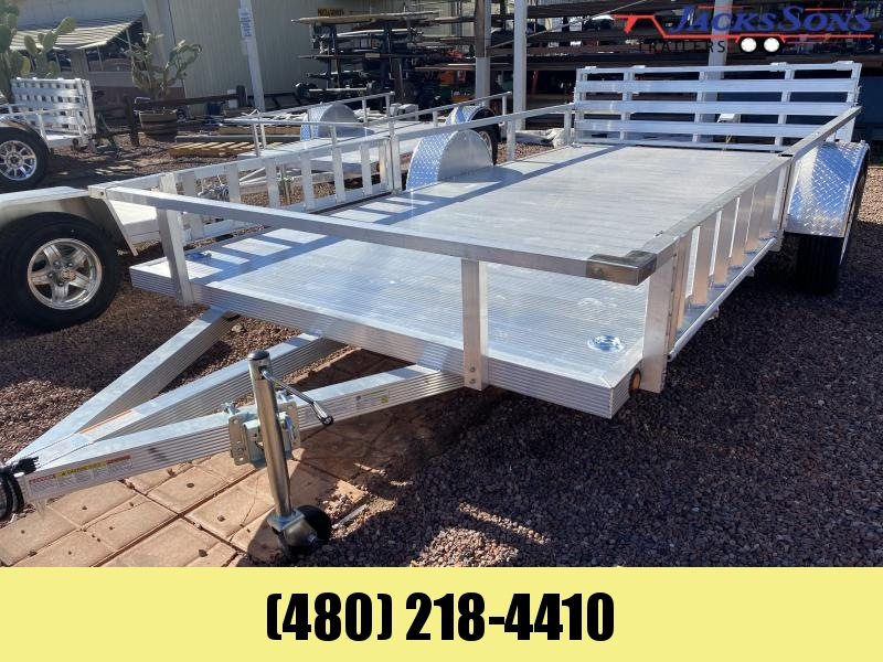 2021 Primo 82X14 ATV Utility Trailer Please call for current price & availability