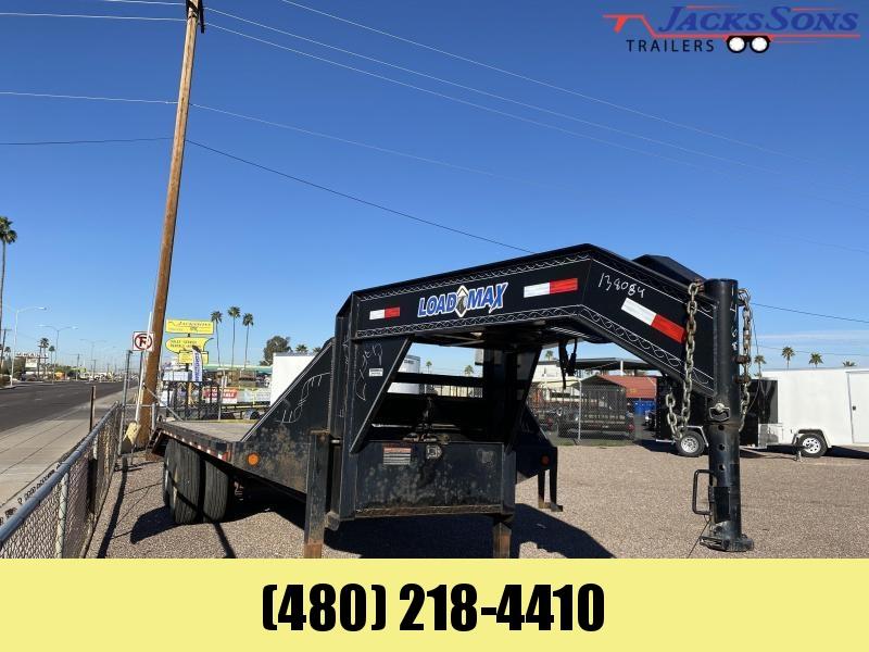 2015 Load Max 102X22 HEAVY DUTY  Equipment Trailer