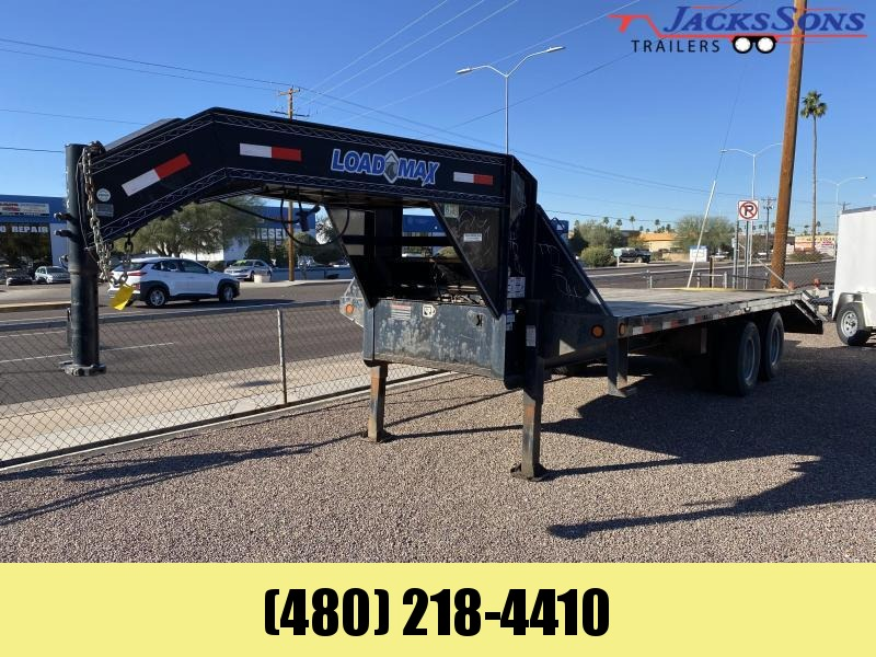 2015 Load Max 102X22 HEAVY DUTY  Equipment Trailer