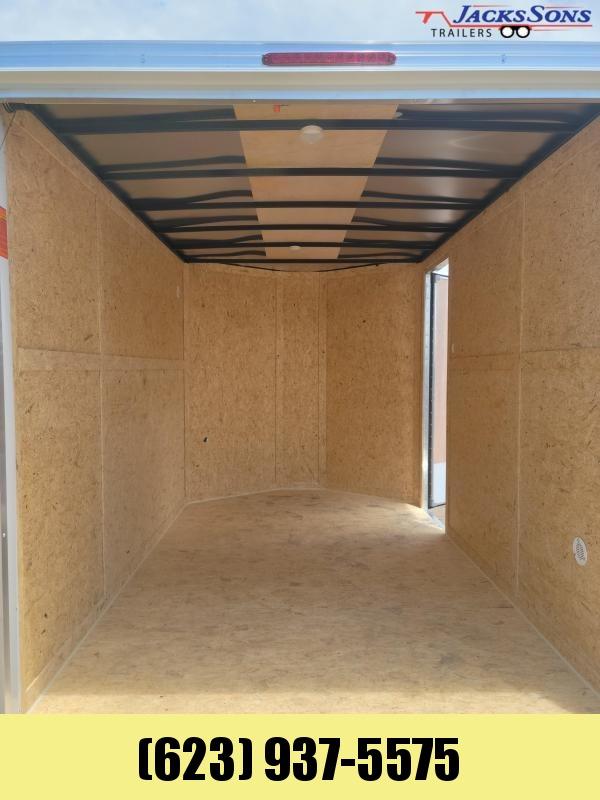 2022 Compass SSCDA7.0X12TE2FG Enclosed Cargo Trailer